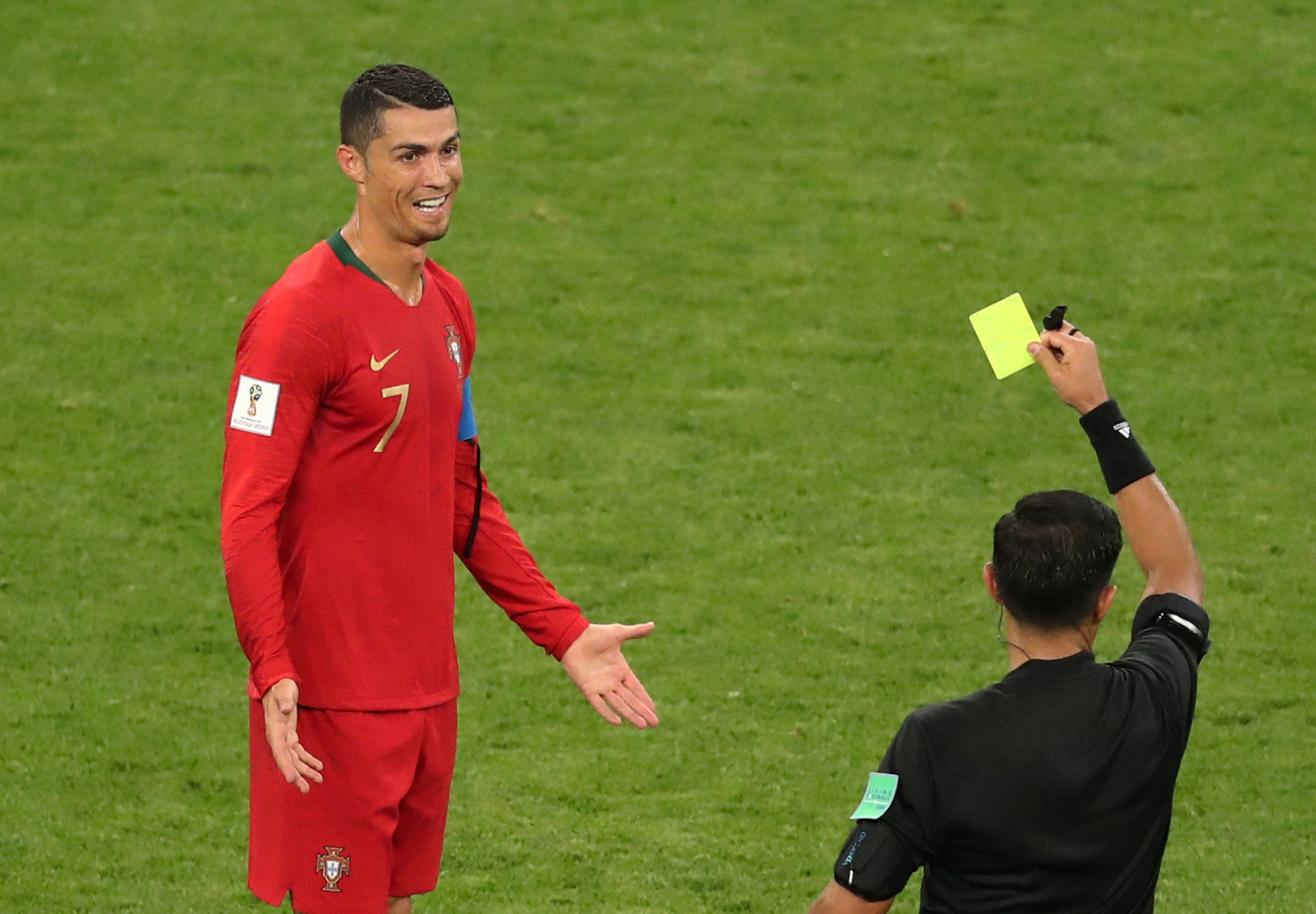 Sonderbehandlung für Ronaldo? Irans Trainer tobt nach