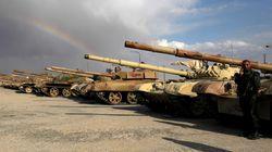 Συρία: Ο κυβερνητικός στρατός προελαύνει στα