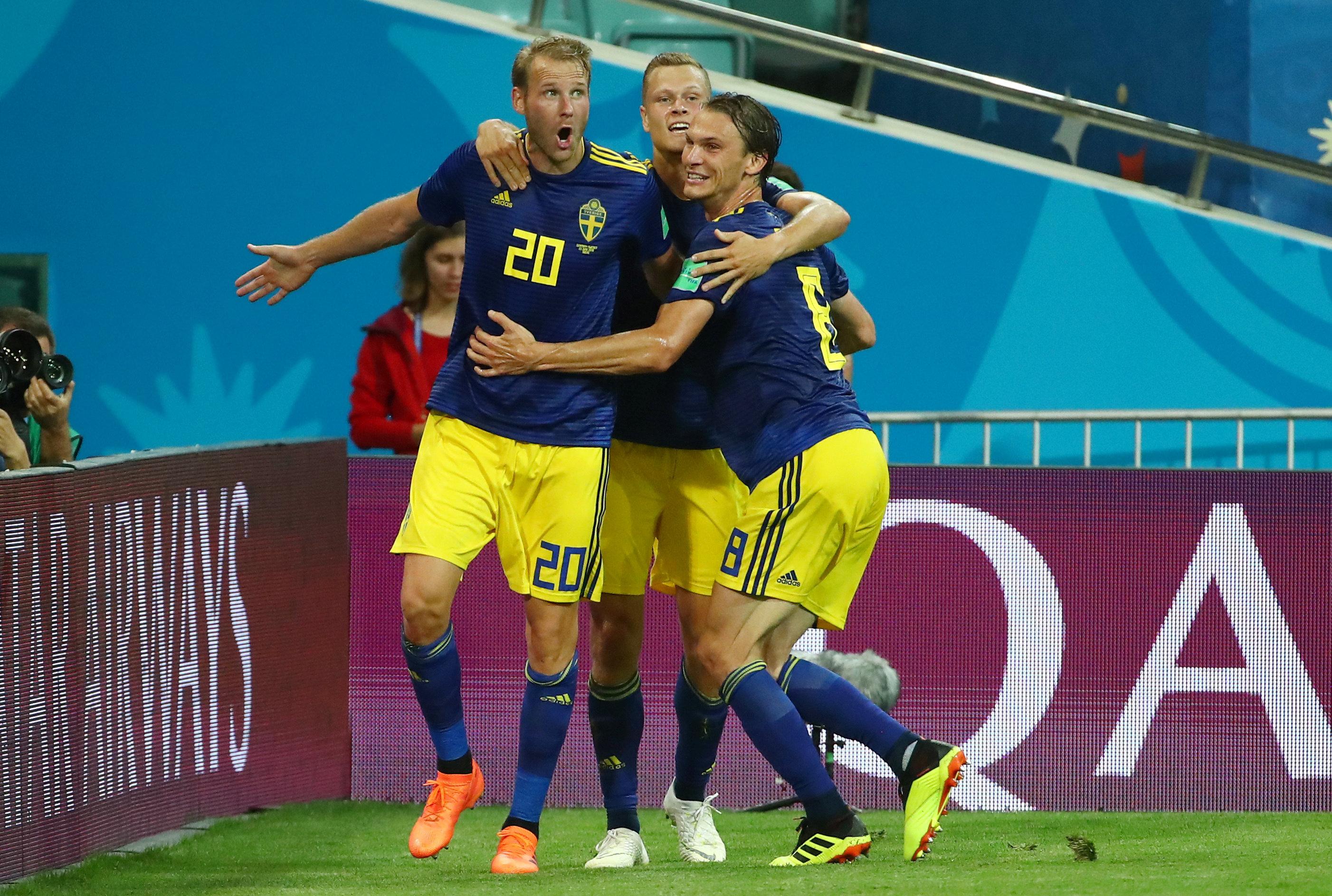 Mexiko – Schweden im Live-Stream sehen: WM in Russland online