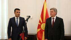Δεν υπογράφει τη συμφωνία των Πρεσπών ο Ιβάνοφ. Ζάεφ: Θα παραιτηθώ αν βγει «όχι» στο