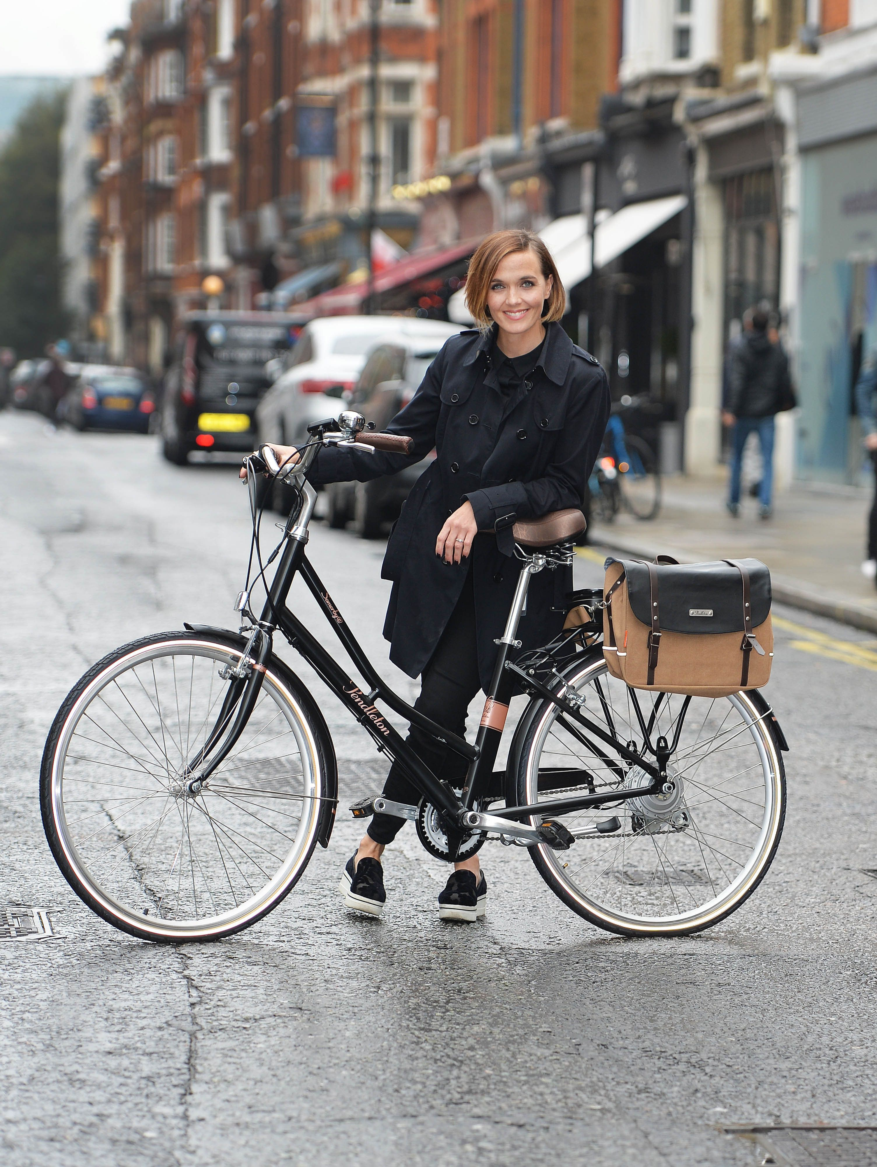 Victoria Pendleton Shares Experience Of Depression: 'I've Never Felt So Overwhelmed With