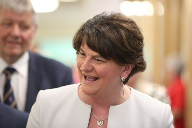 Arlene Foster, Who Opposes Gay Marriage, To Speak At LGBT+ Event In