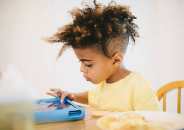 Should Babies And Toddlers Have Tablets? A Quarter Already Have One Of Their