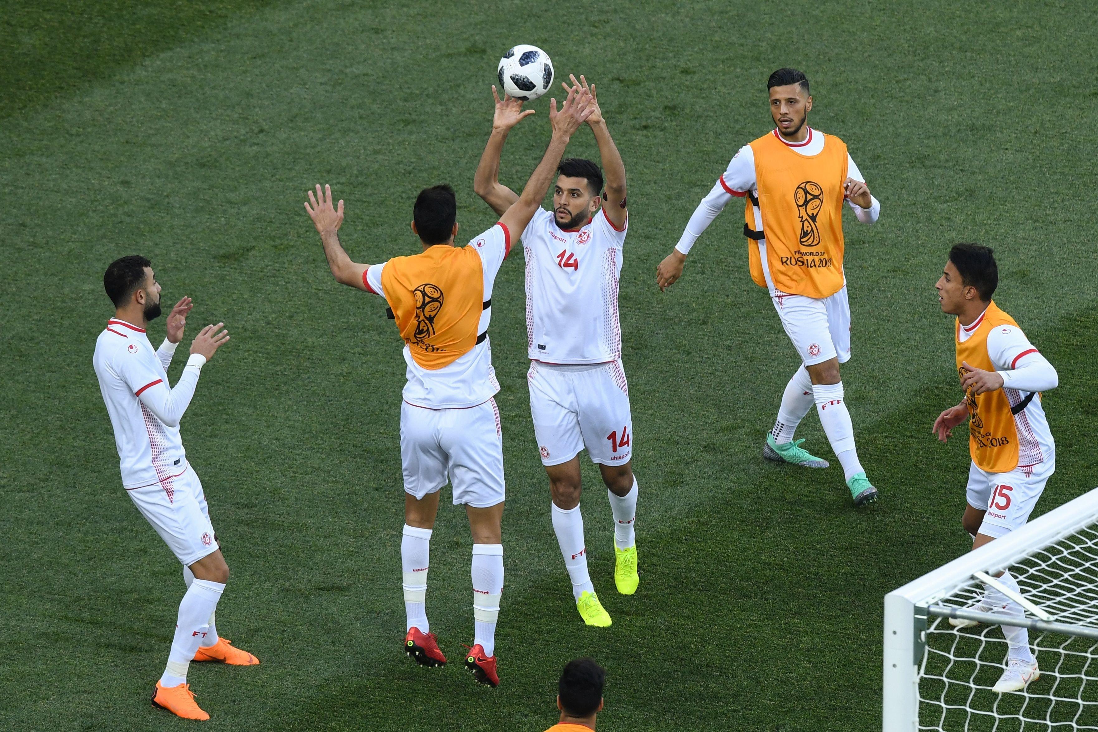 Quand Téléfoot raille l'entrainement de l'équipe nationale tunisienne avant son match face à la