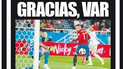 """Gracias, VAR"": ce que pense la presse internationale du match"