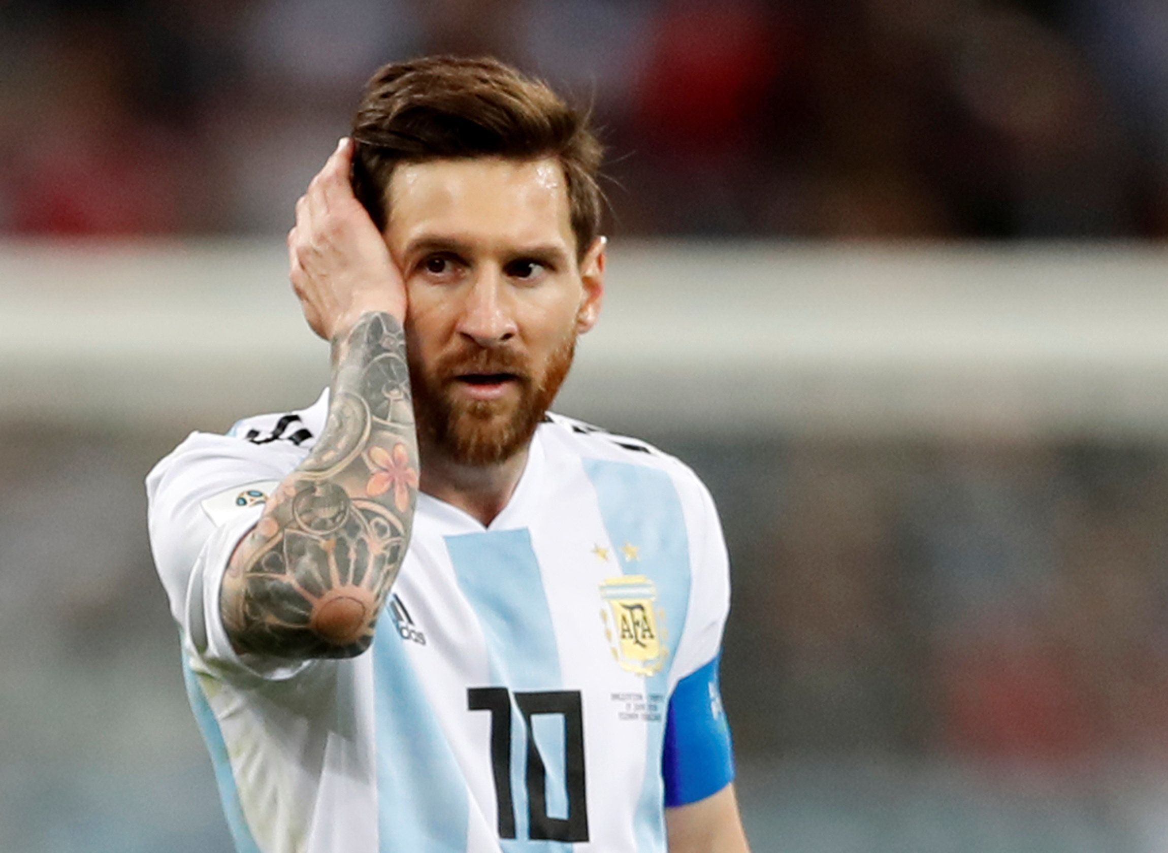 Nigeria – Argentinien im Live-Stream: Fußball-WM online