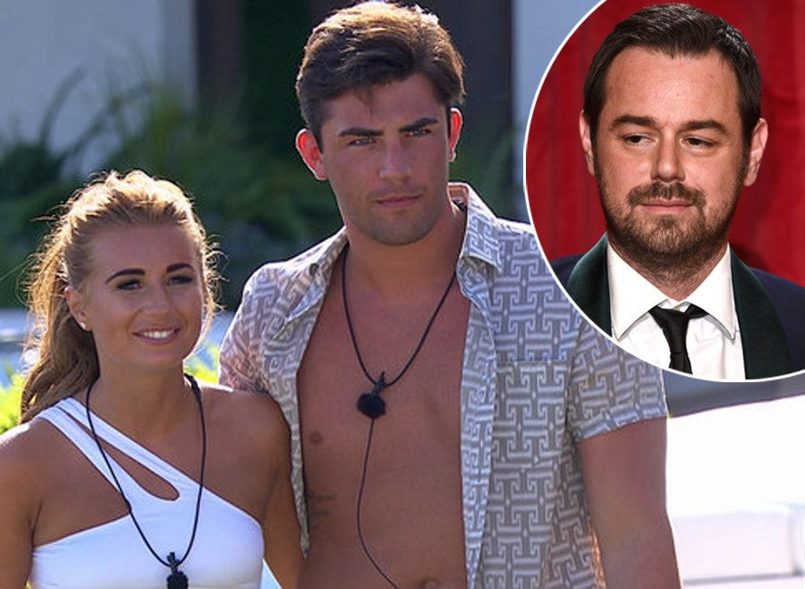 Danny Dyer Issues Warning To Love Island's Jack Over Daughter