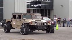 Les véhicules du futur de l'armée américaine seront (vraiment) tout