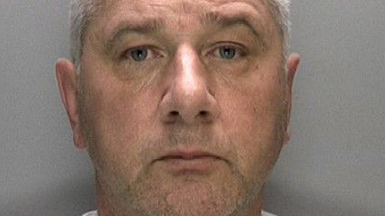 Clive Garton used his training in covert surveillance to track the woman for three years Lewes Crown...