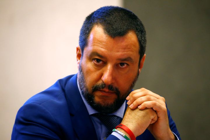 Italy's Interior Minister Matteo Salvini suggested that the country create a register to track the Roma population living in
