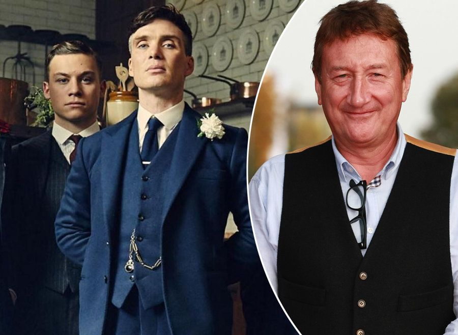 Steven Knight is the creator of 'Peaky