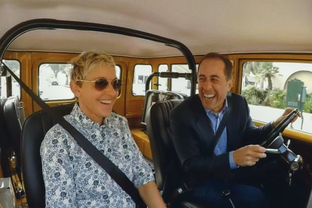 Comedians in Cars Getting