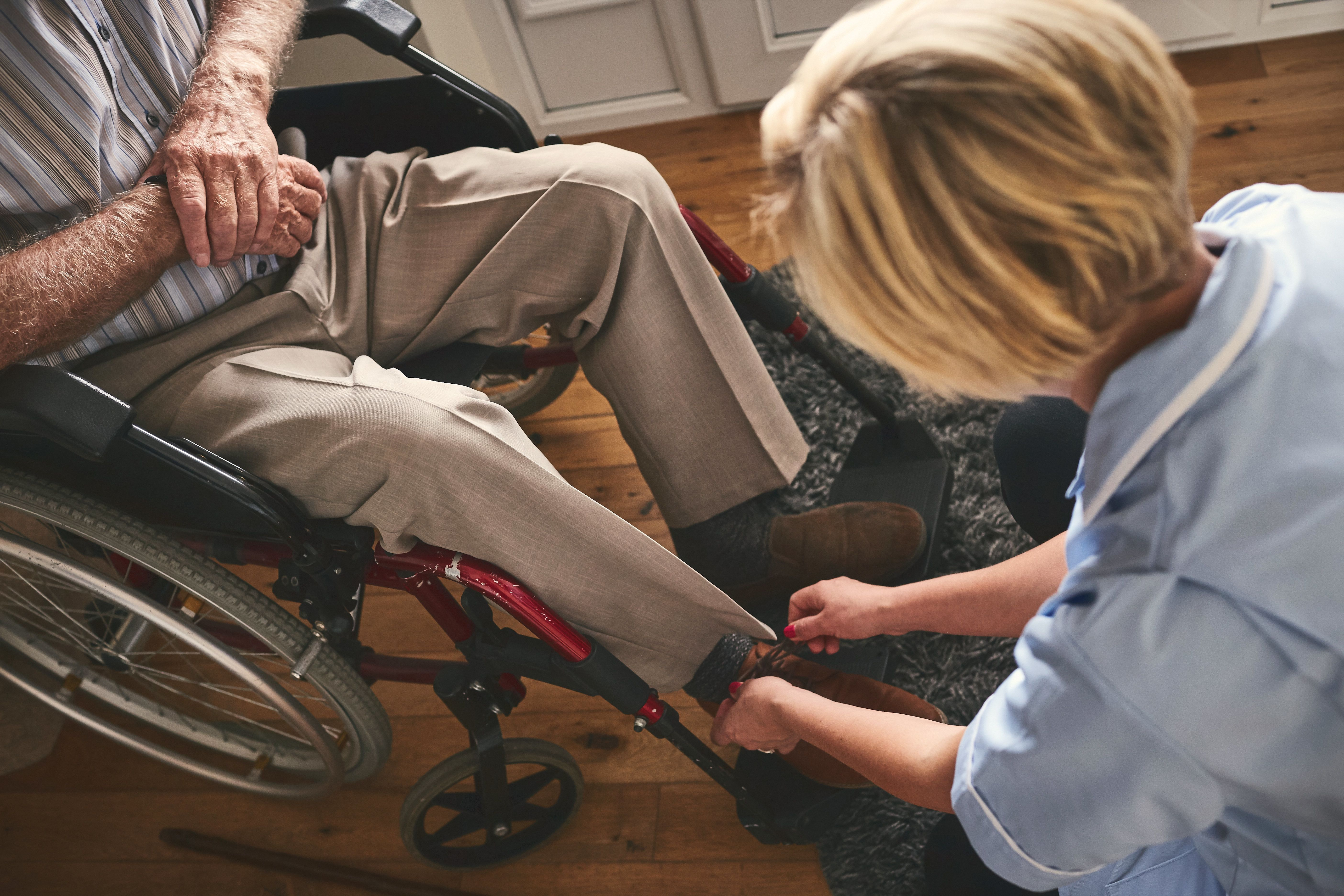 Over-40s Should Pay 'Social Care Premium' To Plug Multi-Billion Pound Funding