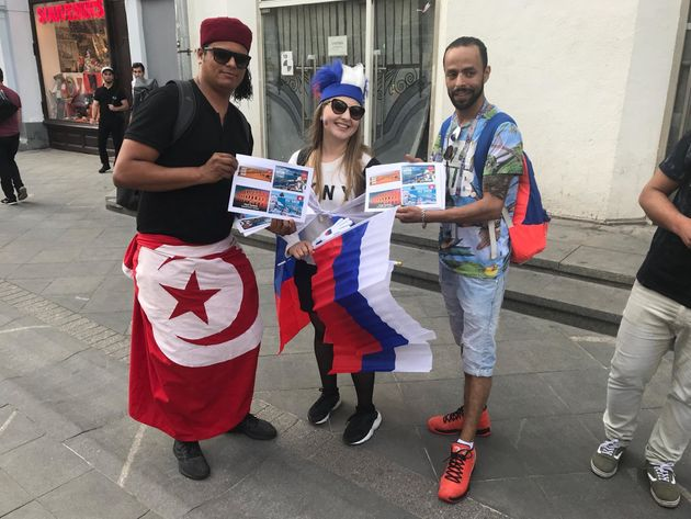 Bilel Trabelsi, ce jeune tunisien qui fait la promotion de la Tunisie dans les rues de