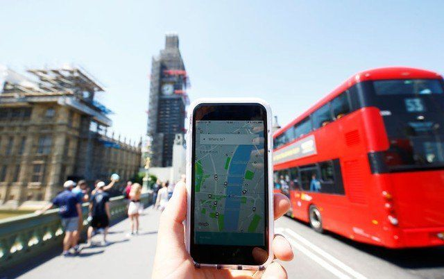 Uber 'On Probation' After Winning 15-Month Licence In London