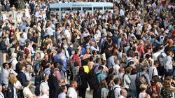 Commuters Face 'Major Disruption' For Second Evening Running Amid Heatwave Havoc