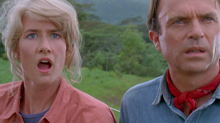 """Jurassic Park"" is coming to Netflix."