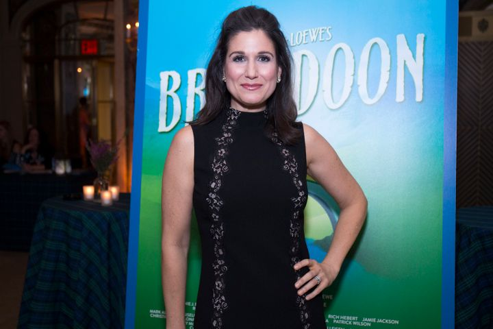 Stephanie J. Block plays Cher.