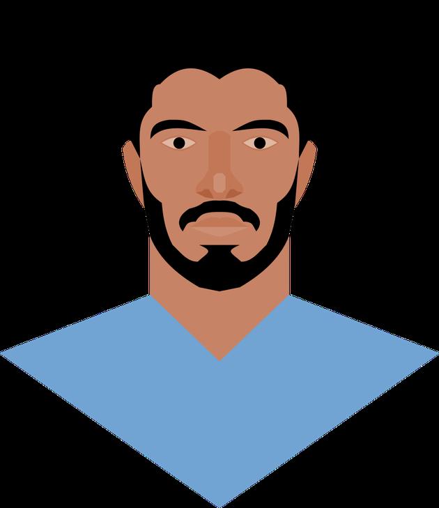 Luis Suarez vom FC Barcelona ist für seinen