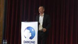 En pleine crise, Danone s'engage à baisser le prix du lait au