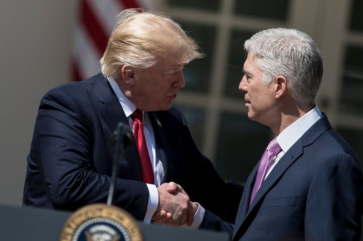 The Supreme Court sides with President Donald Trump on when religious discrimination is bad.