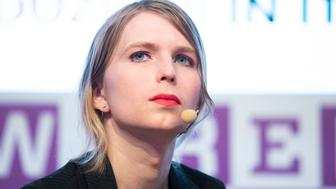 MILAN, ITALY - MAY 27:  American Politician Chelsea Manning attends Wired Next Fest on May 27, 2018 in Milan, Italy.  (Photo by Rosdiana Ciaravolo/Getty Images)