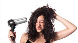 당신의 모발이 더 곱슬해지는 건 당신이 저지르는 7가지 실수
