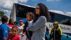 Immigration aux Etats-Unis: un tribunal ordonne de réunir les familles