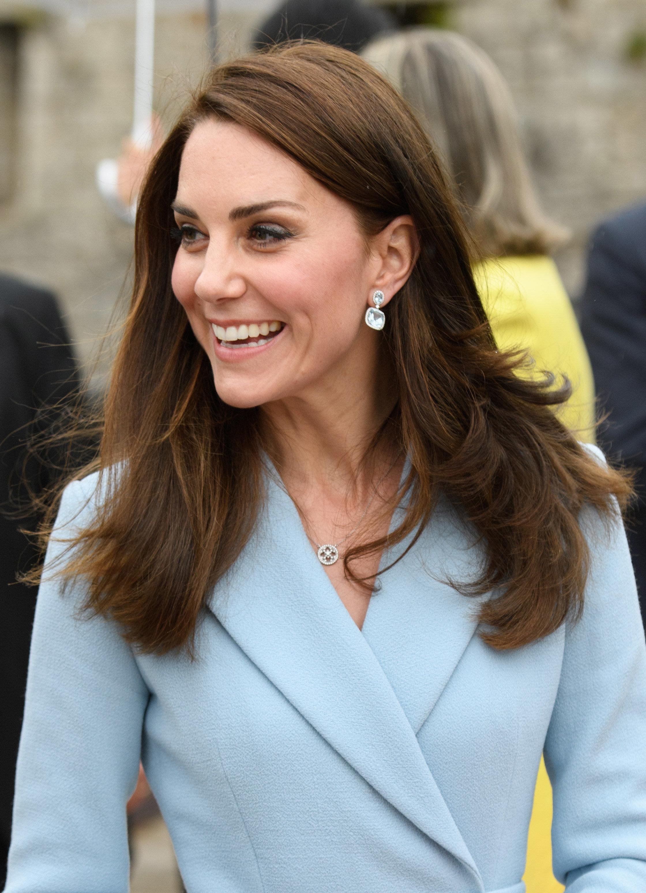 Diesen Titel bekommt Herzogin Kate, wenn die Queen stirbt