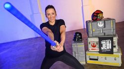 Is Your Child A Star Wars Fan? Training Like A Jedi Could Help Them Embrace