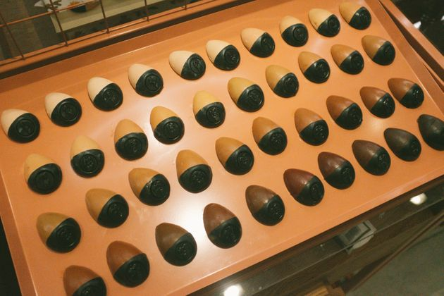 Lush's Vegan Foundation 'Eggs' Are Packaged In Wax Instead Of