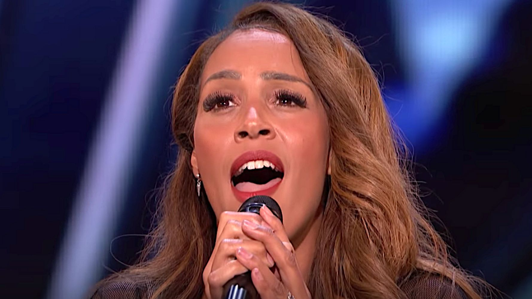 Singer Sounds 'Exactly Like Whitney Houston' On 'America's
