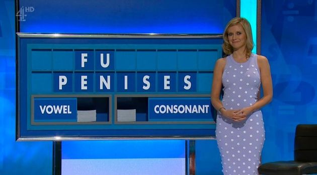 'Countdown': Rachel Riley's Face Says It All As She Spells Out