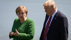 Ein Blick auf Donald Trumps Kampagne zum Sturz von Angela Merkel