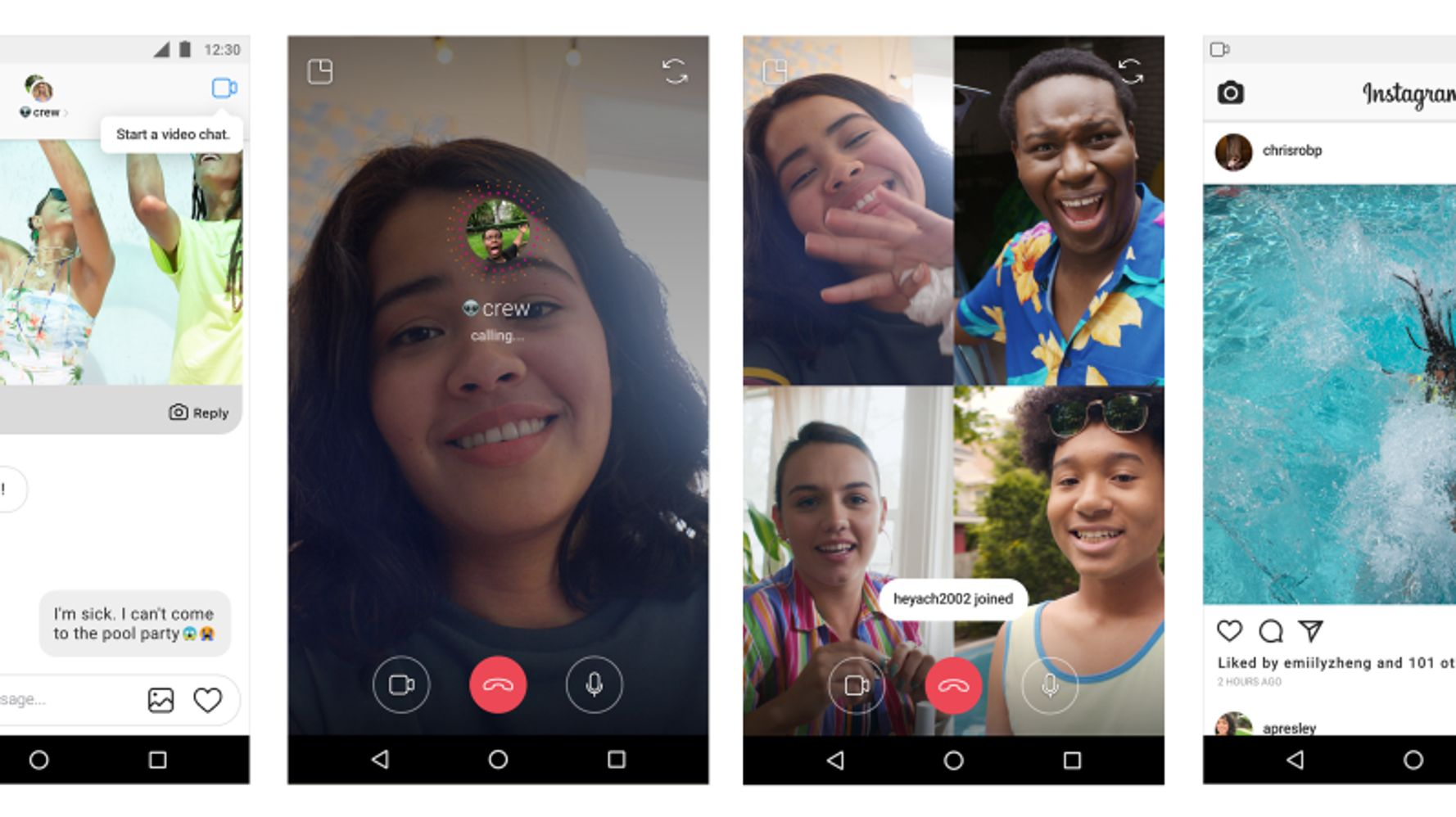 How Is Instagram Video Call Different To Facetime Or Whatsapp Huffpost Uk