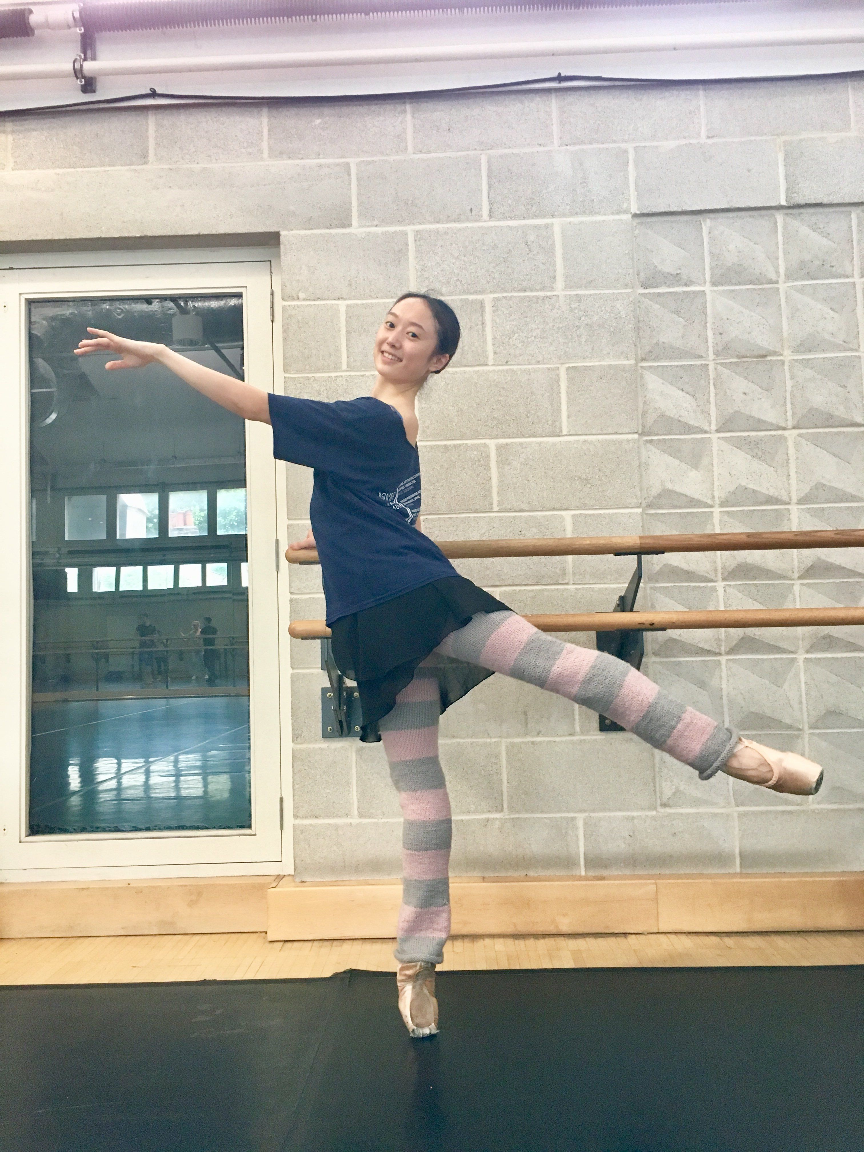 What Works For Me: 'Knitting After Dance Rehearsals Helps Me Relax'