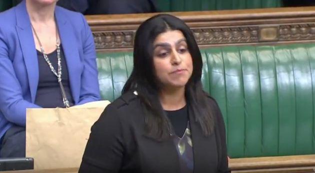 Labour MP Shabana Mahmood has seen an increase in