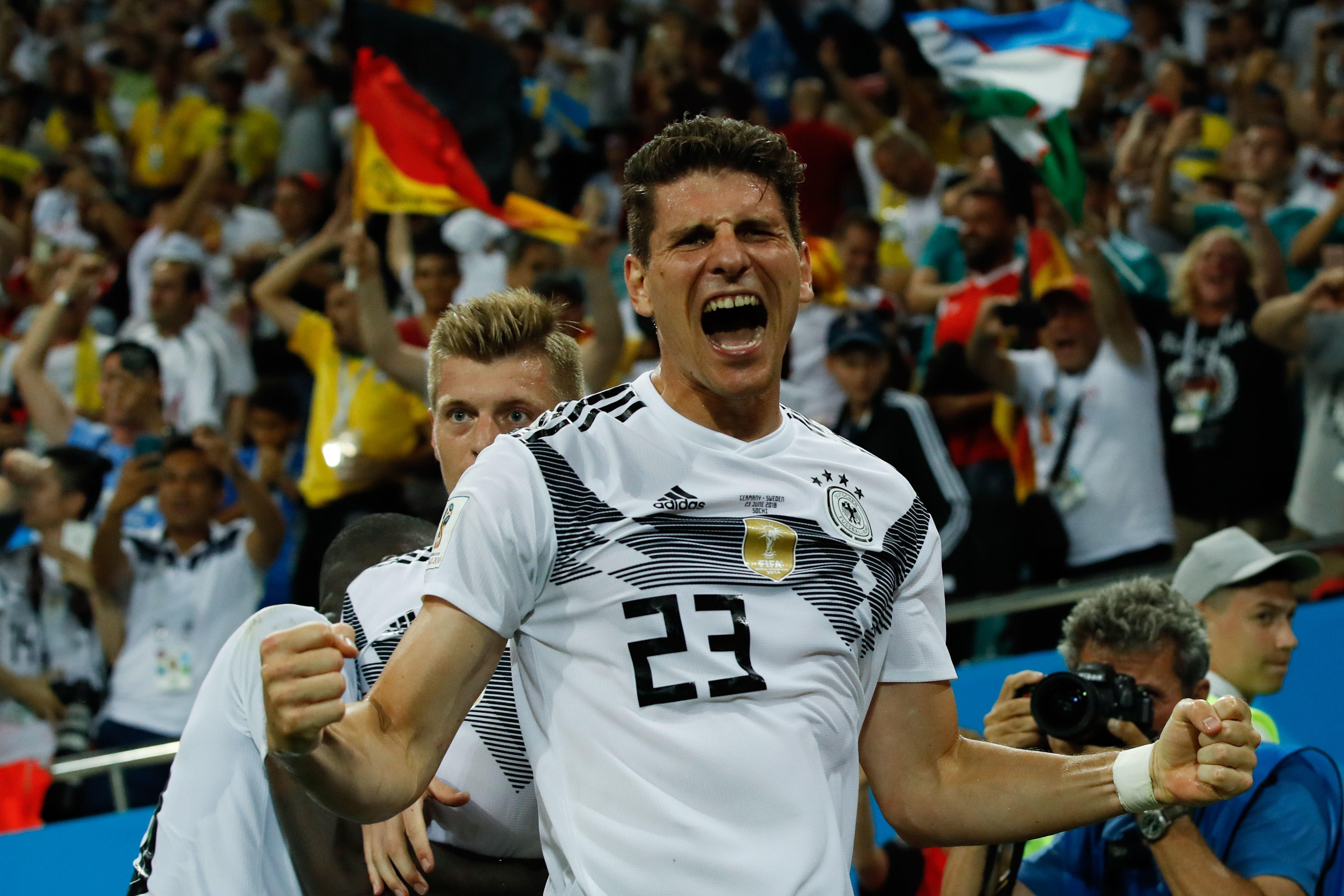 Deutschland – Südkorea im Live-Stream: Fußball-WM online