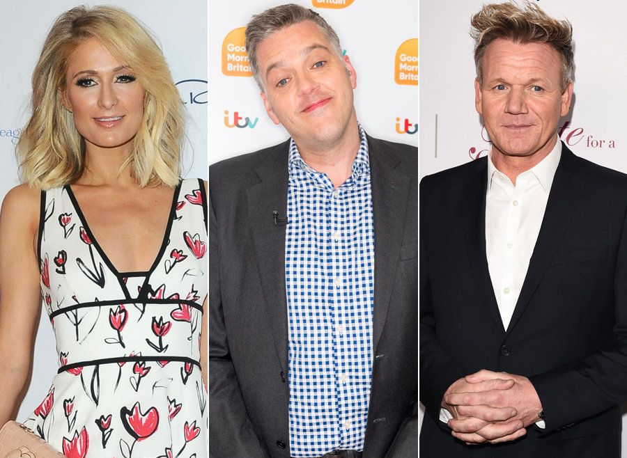 After Iain Lee's Owl Incident, 11 Other Celebs Who've Been Attacked By