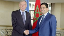 L'envoyé spécial de l'ONU pour le Sahara reçu à