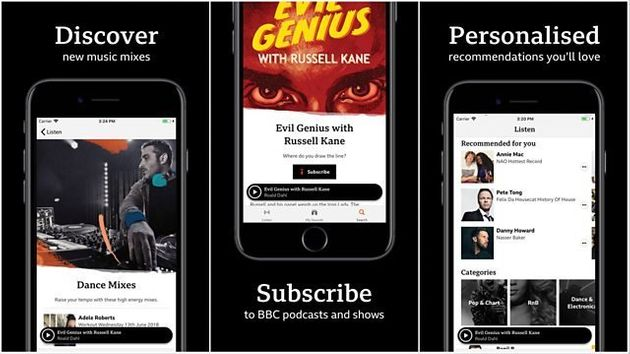BBC Sounds App Unveiled As Rival To Soundcloud And