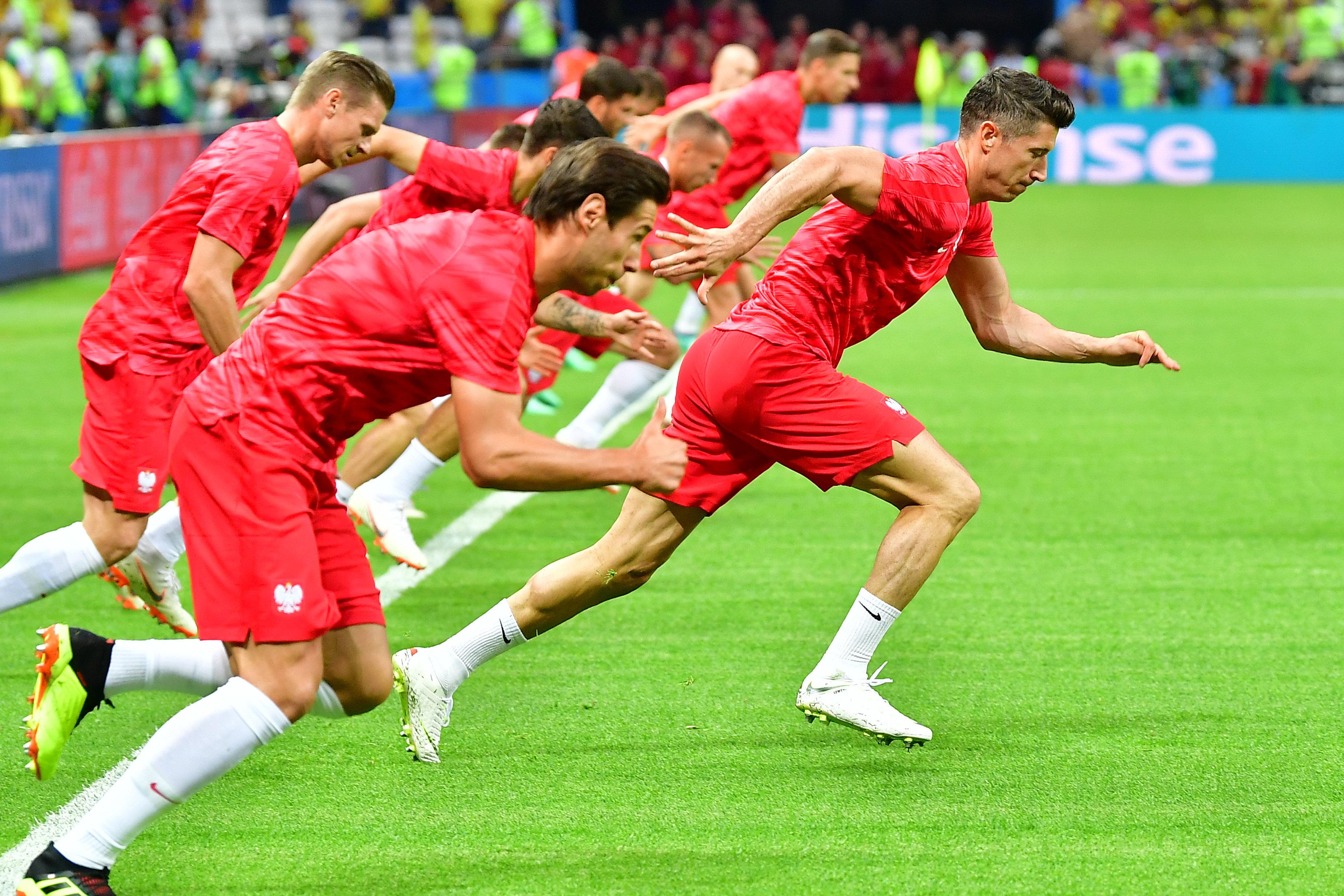 Japan – Polen im Live-Stream: Fußball-WM in Russland online