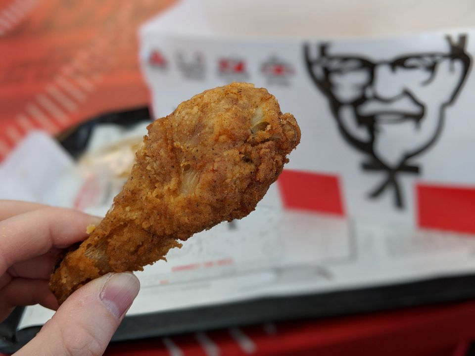 This Is America's Best Fast Food Fried Chicken | HuffPost Life