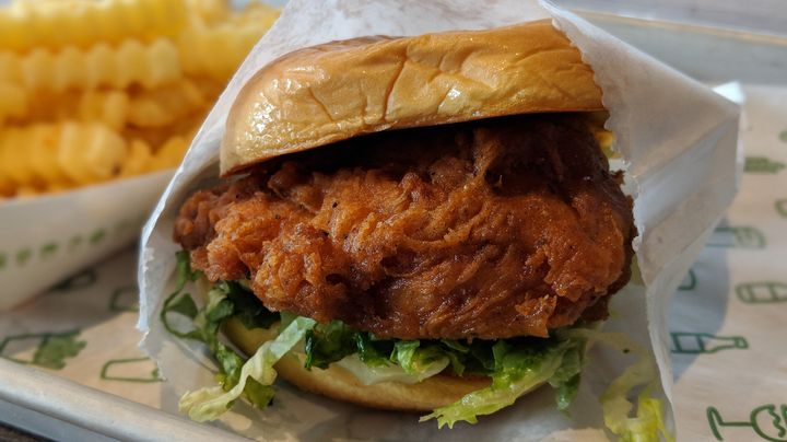 This Is Americas Best Fast Food Fried Chicken Huffpost Life