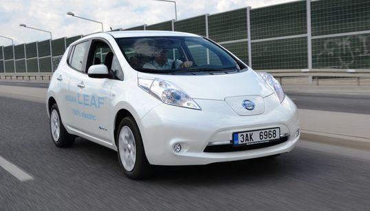 Electric Cars Are The Future. Here's Why You Should Be An Early