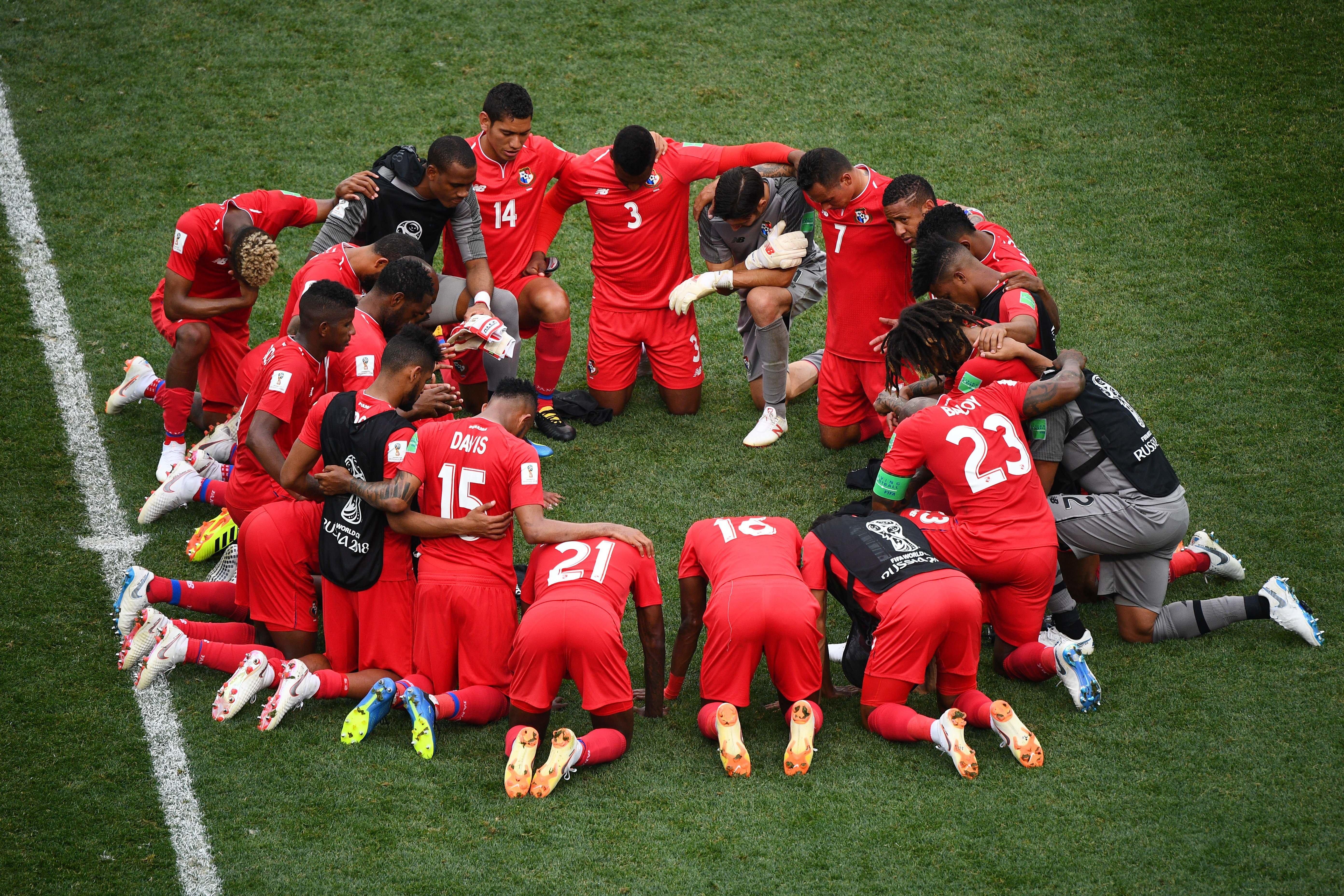 Panama – Tunesien im Live-Stream: Fußball-WM 2018 online