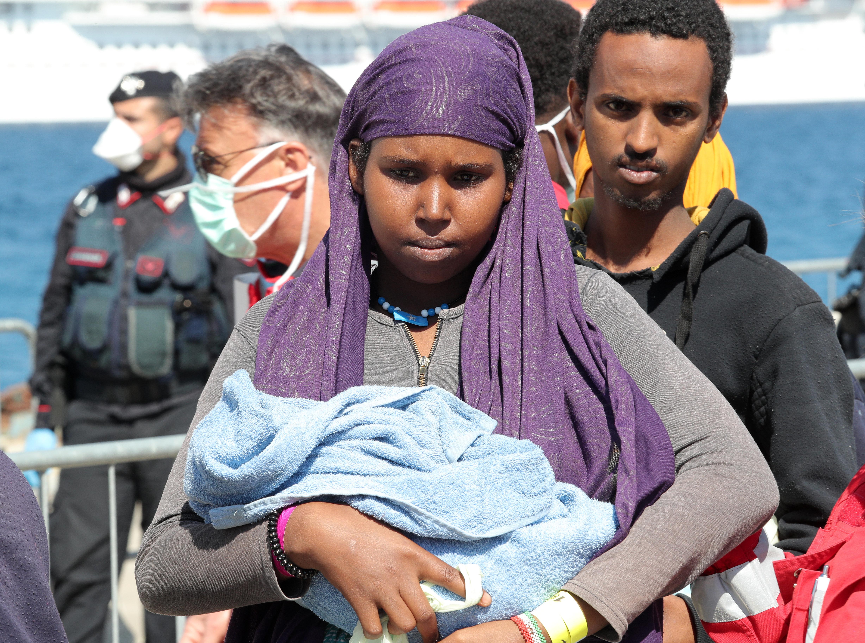 Deutlich weniger Migranten erreichen Europa als in den
