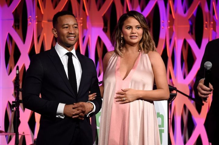 Chrissy Teigen and John Legend have been vocal about using IVF to start their family.