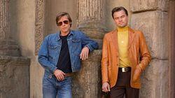 La première image de Leonardo DiCaprio et Brad Pitt dans le prochain film de Tarantino