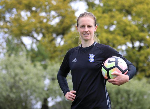 Birmingham City Ladies captain Kerys